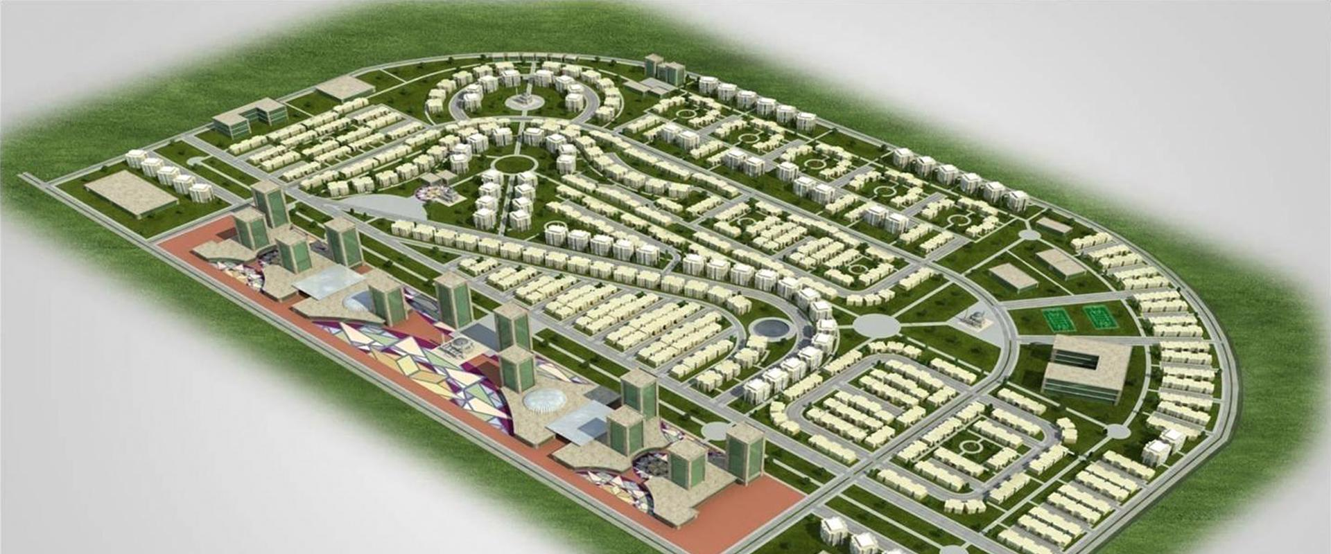 KIRKUK HOUSING MASTER PLAN | Aslı Architecture